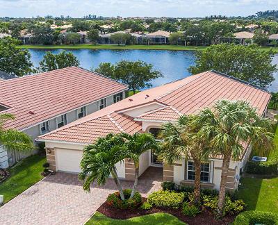 Lake Worth Single Family Home For Sale: 6585 Via Alfieri