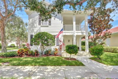 Jupiter Single Family Home For Sale: 165 Promenade Way