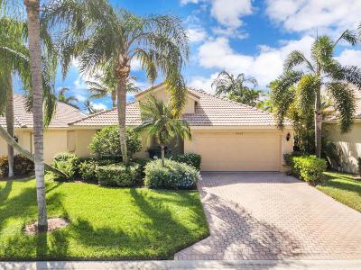 Boynton Beach Single Family Home For Sale: 10633 Grande Palladium Way