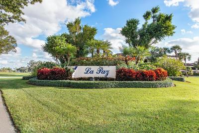 Boca Raton Condo For Sale: 7460 La Paz Boulevard #205