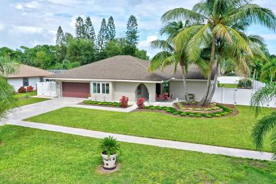 Port Saint Lucie Single Family Home For Sale: 2601 SE Gowin Drive
