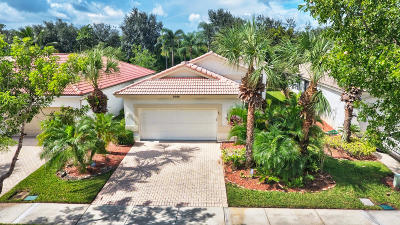 West Palm Beach Single Family Home For Sale: 2684 Clipper Circle