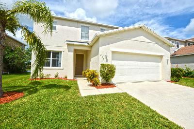 Vero Beach Single Family Home For Sale: 632 Carriage Lake Way