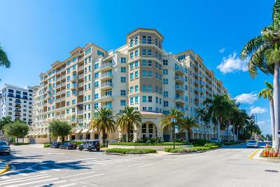 Boca Raton Condo For Sale: 99 SE Mizner Boulevard #Ph 27