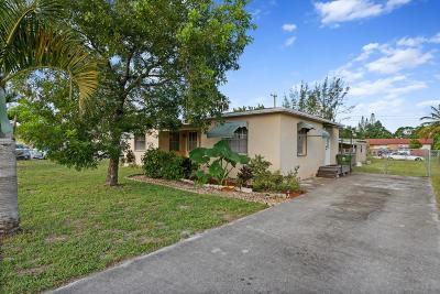 Palm Springs Single Family Home For Sale: 3935 Serubi Avenue