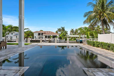 Delray Beach Single Family Home For Sale: 1021 Brooks Lane