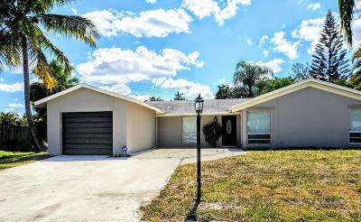 Boca Raton Single Family Home For Sale: 10357 Sleepy Brook Way