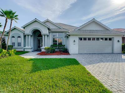 Port Saint Lucie Single Family Home For Sale: 584 SW Romora Bay