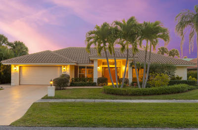 Jupiter Single Family Home For Sale: 104 Olympus Way