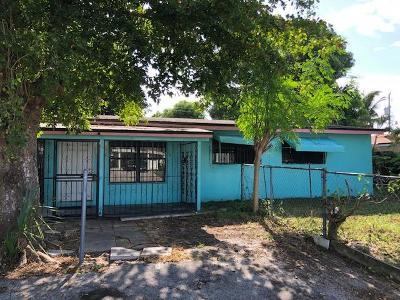 Delray Beach Single Family Home For Sale: 813 SW 11th Avenue