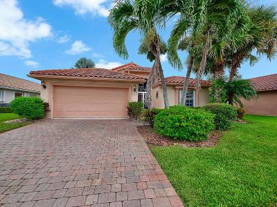 Boynton Beach Single Family Home For Sale: 7613 Caprio Drive