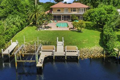 Jupiter Single Family Home For Sale: 5952 Senegal Drive