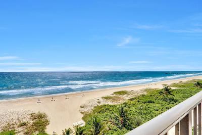 Boca Raton Condo For Sale: 2800 S Ocean Boulevard #7b