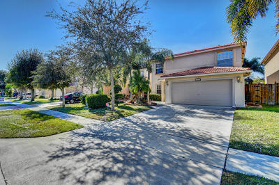 Lake Worth Single Family Home For Sale: 6575 Spring Garden Run