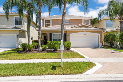 Lake Worth Single Family Home For Sale: 6792 Hendry Drive