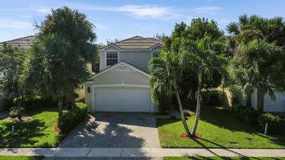 Royal Palm Beach Single Family Home For Sale: 103 Hamilton Terrace