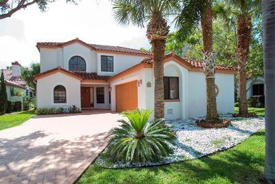 Greenacres Single Family Home For Sale: 131 Island Way