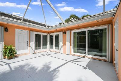 Palm Beach Gardens Single Family Home For Sale: 103 Sun Terrace Court