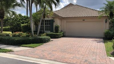 Palm Beach Gardens Single Family Home For Sale: 893 Augusta Pointe Drive