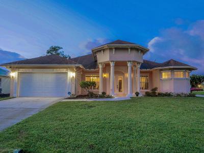 Port Saint Lucie Single Family Home For Sale: 1101 SW Calmar Avenue