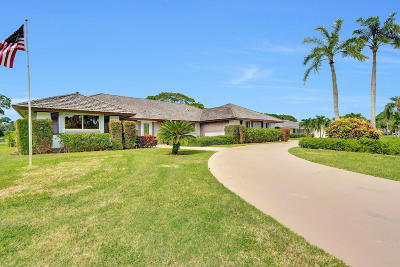Atlantis Single Family Home For Sale: 377 S Country Club Drive