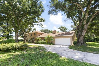 Vero Beach Single Family Home For Sale: 2208 Buena Vista Boulevard