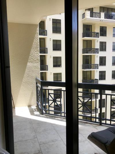 West Palm Beach Condo For Sale: 701 S Olive Avenue #1208