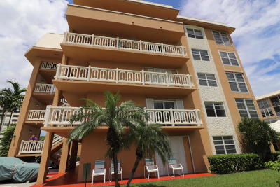 North Palm Beach Condo For Sale: 308 Golfview Road #306