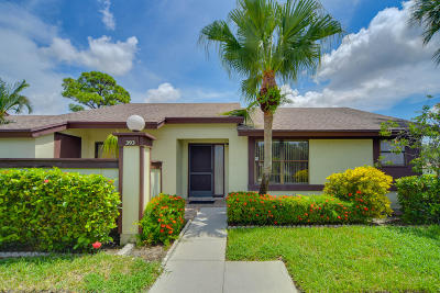 Royal Palm Beach Single Family Home For Sale: 393 Oxen Hill Court