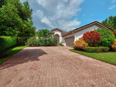 West Palm Beach Single Family Home For Sale: 7925 Preserve Drive