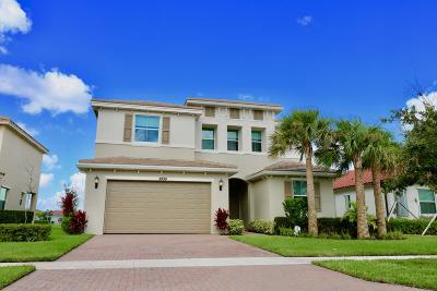 Royal Palm Beach Single Family Home For Sale: 3009 Strada Court