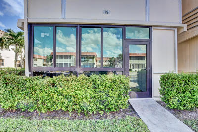 Delray Beach Condo For Sale: 55 Saxony #B