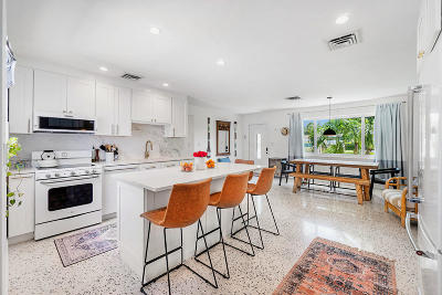 North Palm Beach Single Family Home For Sale: 413 Flotilla Road