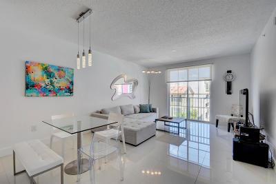 West Palm Beach Condo For Sale: 630 S Sapodilla Avenue #331