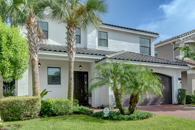Delray Beach Single Family Home For Sale: 8103 Snowflake Obsidian Trail Trail