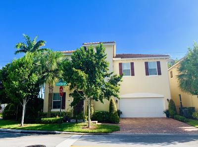 Boynton Beach Single Family Home For Sale: 458 Tiffany Oaks Way