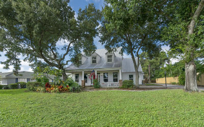 Palm Beach Gardens Single Family Home For Sale: 4236 Hickory Drive
