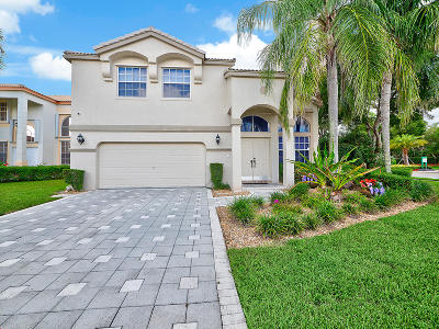 Lake Worth Single Family Home For Sale: 6700 Waverly Lane