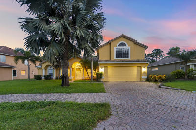 Martin County Single Family Home For Sale: 2136 SW Panther Trace
