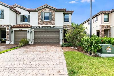 Boynton Beach Townhouse For Sale: 12956 Anthorne Lane