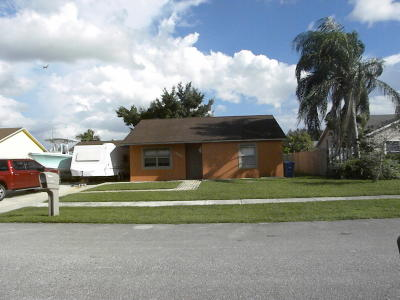 Royal Palm Beach Single Family Home For Sale: 1090 Grand Duke Way
