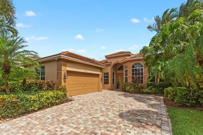 Lake Worth Single Family Home For Sale: 4236 Imperial Isle Drive