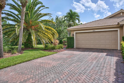 Jensen Beach Single Family Home For Sale: 3841 NW Willow Creek Drive
