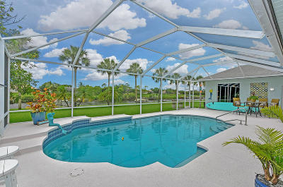 St Lucie County Single Family Home For Sale: 2632 SW River Shore Drive