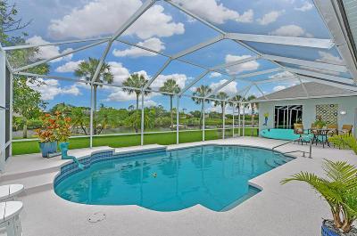 Port Saint Lucie Single Family Home For Sale: 2632 SW River Shore Drive