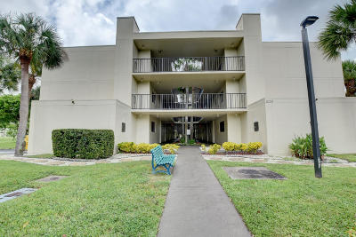Delray Beach Condo For Sale: 5130 Las Verdes Circle #323