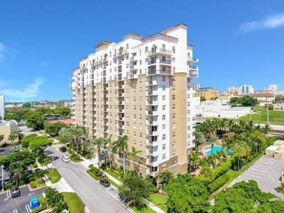 West Palm Beach Condo For Sale: 616 Clearwater Park Road #611