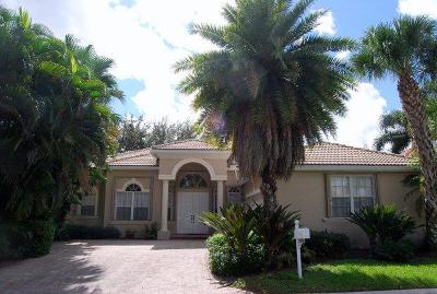 Delray Beach Single Family Home For Sale: 7300 Viale Michelangelo