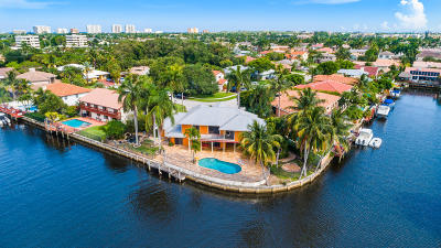 Boca Raton Single Family Home For Sale: 1501 SW 4th Avenue