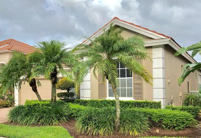 West Palm Beach Single Family Home For Sale: 8344 Heritage Club Drive